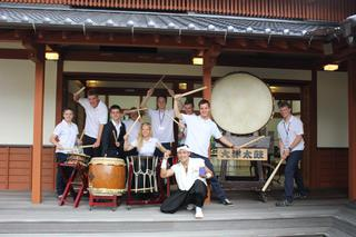 Photo vom Japanaustausch