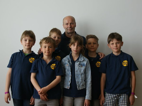 BIP Grundschule bei der DSMM 2017