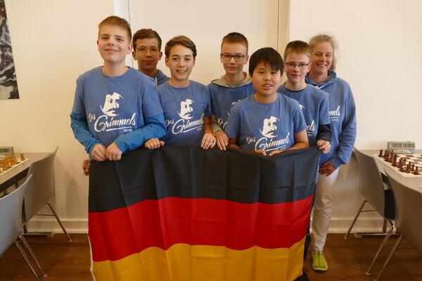 DSM WK III 2019: Grimmelshausen Gymnasium Gelnhausen ...