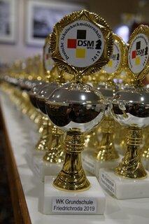 [Photo] Pokale