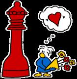 Chessy mit Dame